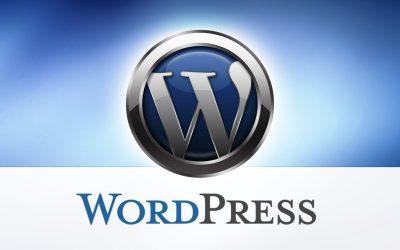 Welcome Tipton, WordPress Update 4.9